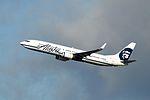Alaska Airlines, Boeing 737-990(WL), N307AS - SEA (19049665362).jpg