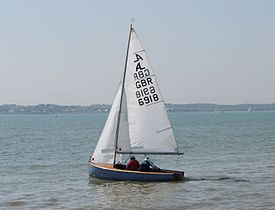 Albacore (dinghy) - Wikipedia