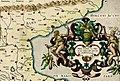 Albania. Gerard Mercator. Tabula Asiae III (Armenia, Georgia, Turkey, etc.). 1579.jpg