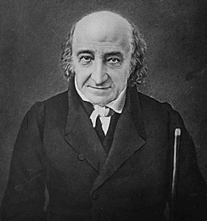 Treaty of 1818 - Albert Gallatin (1848 photograph)
