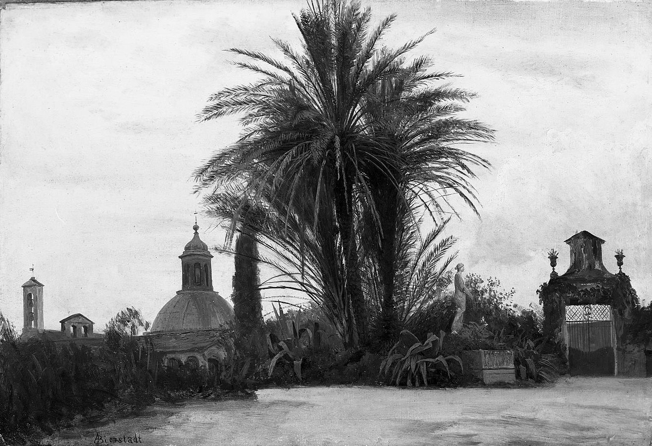 Albert Bierstadt Crotos