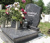 Albert Györgyi sírja.jpg