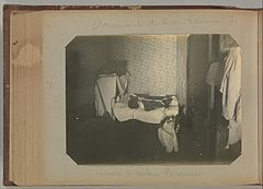 Album of Paris Crime Scenes - Attributed to Alphonse Bertillon. DP263775.jpg