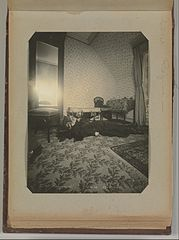 Album of Paris Crime Scenes - Attributed to Alphonse Bertillon. DP263779.jpg