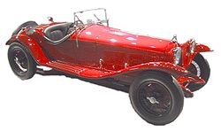 Alfa Romeo 6C z 1930 r.