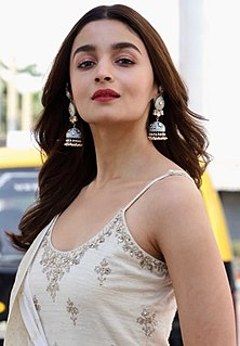 Alia Bhatt British-Indian Hindi film actress