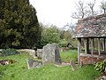 All Saints, Spetchley, churchyard-geograph-4886610.jpg