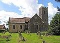 All Saints, Wreningham, Norfolk - geograph.org.uk - 852763.jpg