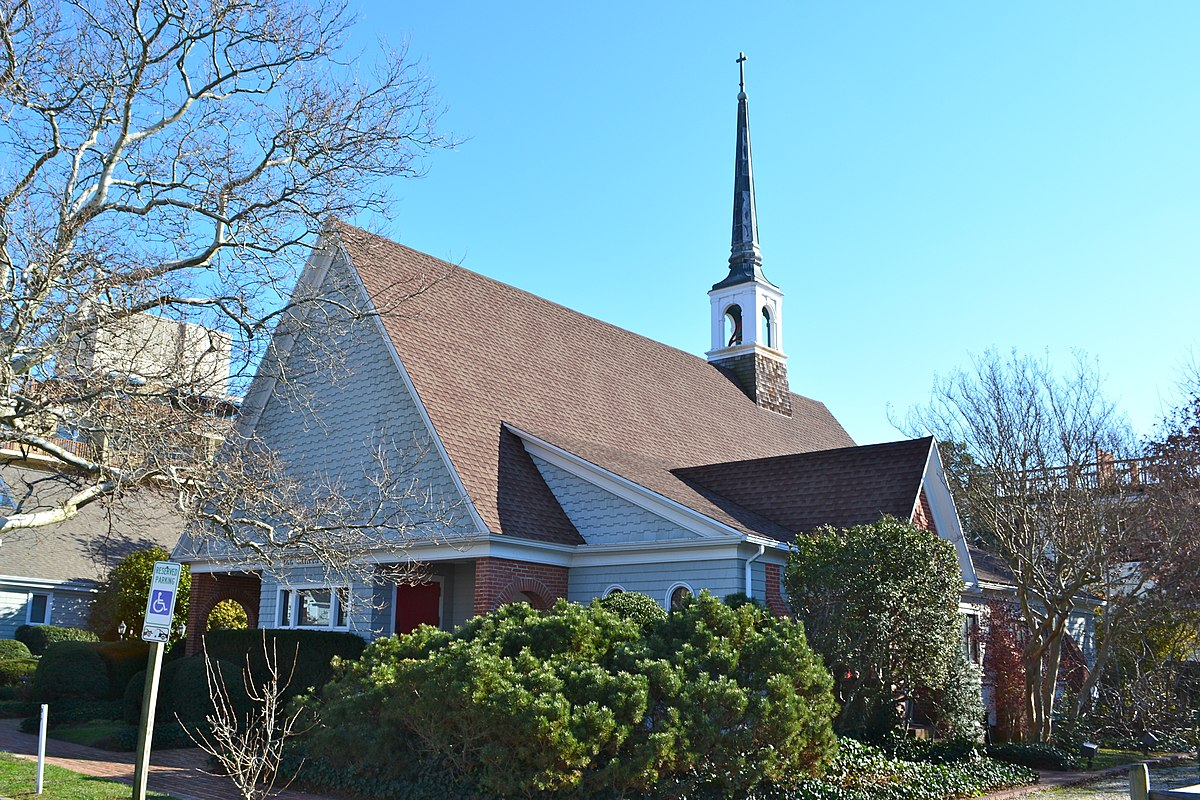 All Saints Episcopal Church Rehoboth Beach Delaware