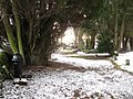 Allendale cemetery in the snow - geograph.org.uk - 1707134.jpg