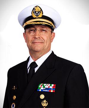 Vidal Francisco Soberón Sanz - Image: Almirante Vidal Soberon
