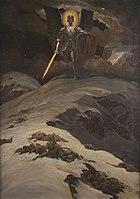 Alois Hans Schramm - Karpathenwacht - 8084 - Österreichische Galerie Belvedere.jpg