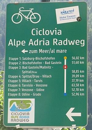 AlpeAdriaRadweg Ciclovia.JPG