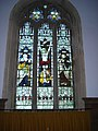 Altar Window at Kings Caple Church - geograph.org.uk - 462202.jpg