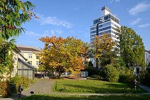Old Botanical Garden, Zürich - Alter Botanischer Garten Zürich
