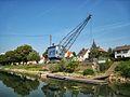 Altrhein at Ginshein, Hessen, Germany - panoramio.jpg