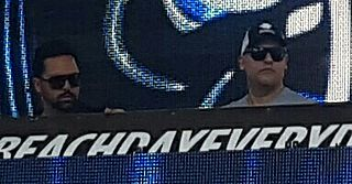 Aly & Fila Egyptian trance music production duo from Cairo