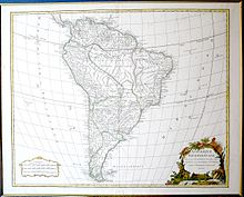 Geography of South America - Wikipedia
