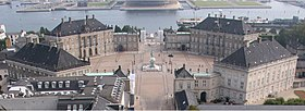 Image illustrative de l'article Amalienborg