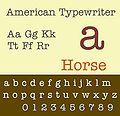 American Typewriter spec.JPG