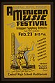 American music festival - Bridgeport Symphony Orchestra - Frank Foti, conductor LCCN98507599.jpg