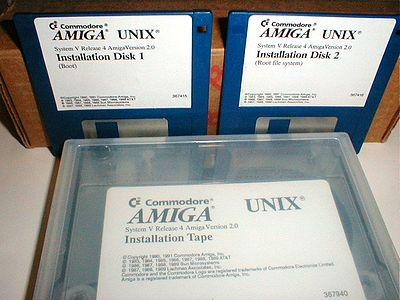 Amiga Unix - Wikiwand