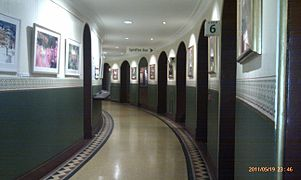 Amphi Corridor Royal Albert Hall