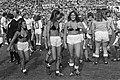 Amsterdam 703 voetbaltoernooi afloop dameswedstrijd Nederland tegen Verenigde S, Bestanddeelnr 929-8638.jpg