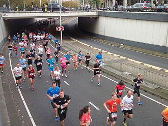 Amsterdam Marathon - Amsterdam Marathon 2014