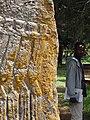 Ancient Stelae with University Student - Addis Ababa University - Addis Ababa - Ethiopia (8668598358).jpg