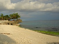 Beach in Anda, Bohol