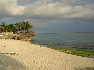 Anda, Bohol - Beach at Anda