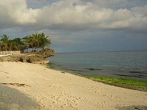 Beach in Anda, Bohol, Philippines