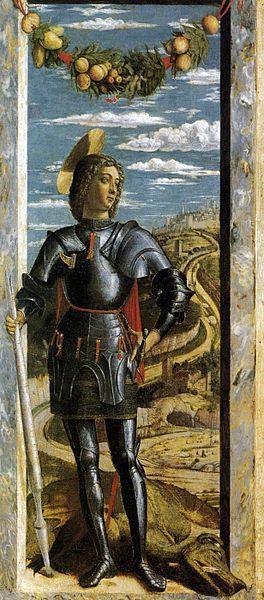 File:Andrea Mantegna - St George - WGA13965.jpg