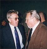 Andrzej Milosz and Czeslaw Milosz