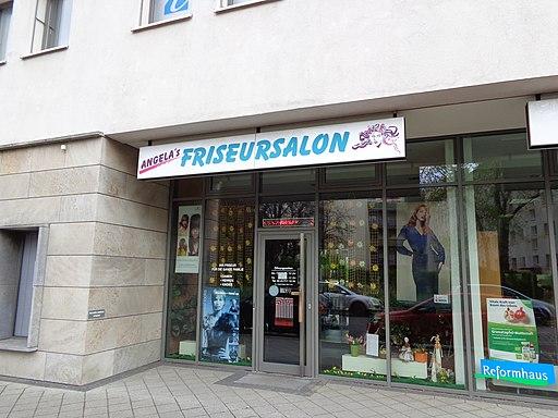 Angelas Frisiersalon Leipzig