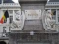 Angels & Belgian flags, Martyrs' Square - Place des Martyrs - Martelaarsplaats, Brussels, Belgium (4039417307).jpg