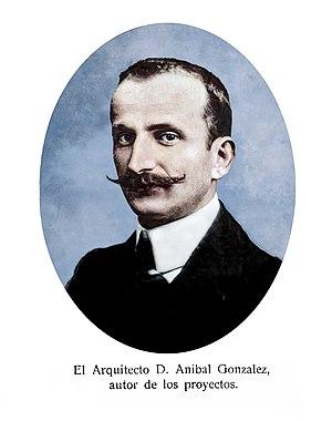 Aníbal González Álvarez-Ossorio - Image: Anibal Gonzalez arquitecto