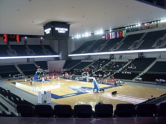 Ankara Arena - Image: Ankara Arena 6