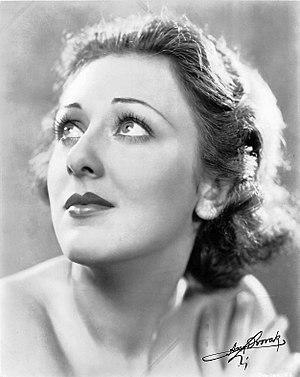 Ann Dvorak - Ann Dvorak (1940s).