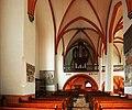 AnnaKirche Steeg, Orgelempore (1558).jpg