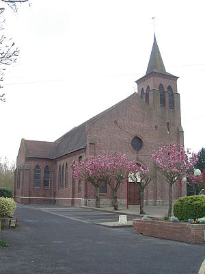 Annequin - The church of Annequin