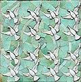 Anno Smith - Tableau met vlucht vogels.jpg