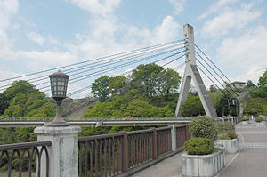 Anohana: The Flower We Saw That Day - Chichibu Bridge is featured in the anime.