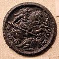 Anonimo tedesco, san giorgio, 1570-80 ca..JPG