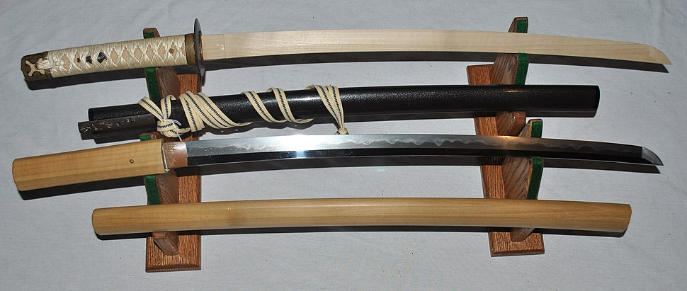 Antique Japanese (samurai) katana