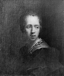 Antoine Pesne: Portrait of a Man