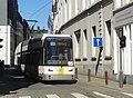 Antwerpen - Antwerpse tram, 23 juli 2019 (060, Korte Nieuwstraat).JPG