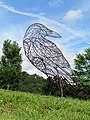 Apollo's Scorn Todd Frahm Art in the Garden Hillsborough NC 3697 (36143406395).jpg
