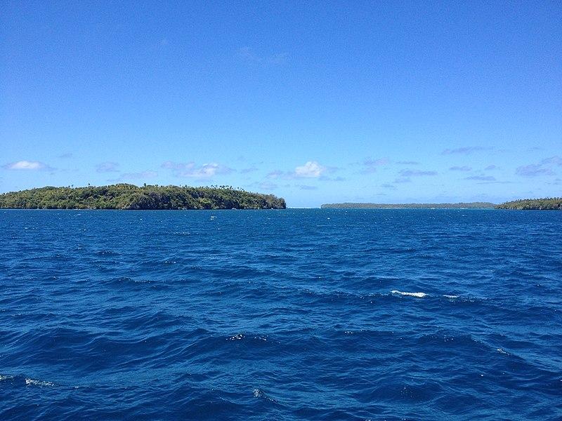 File:Approach to Neiafu via eastern bay, Vava'u, Tonga - panoramio (3).jpg